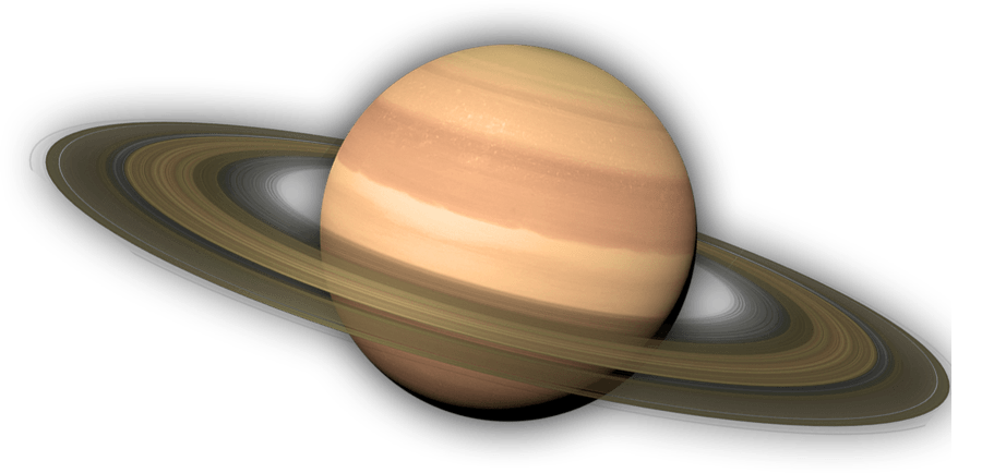 Transparent png images stickpng. Planets clipart saturn