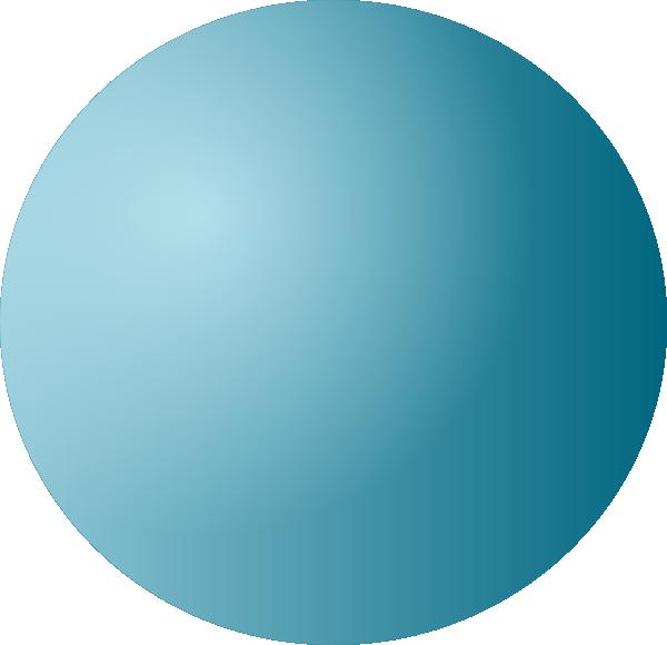 Uranus clip art at. Planet clipart real planet
