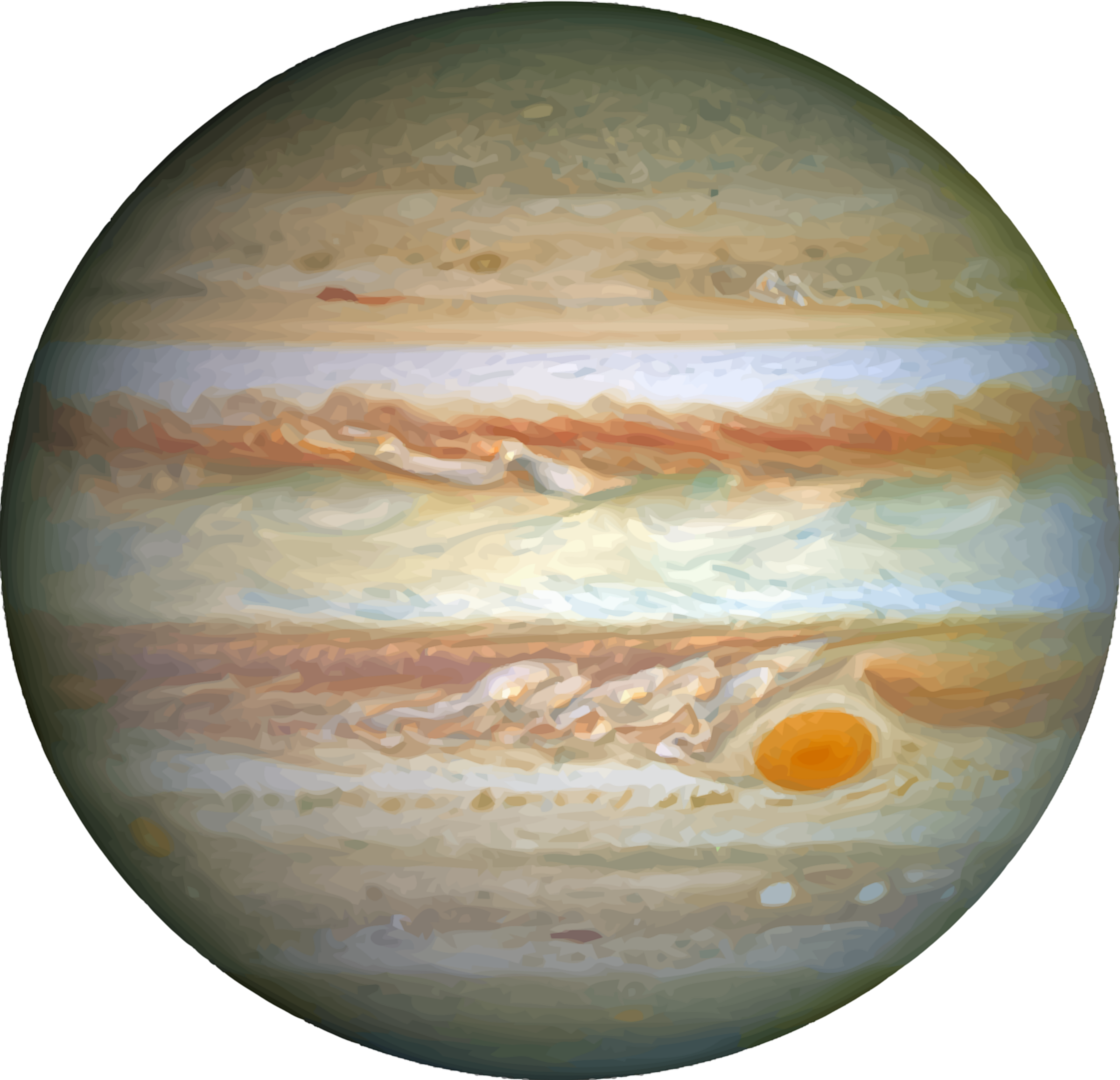 Planeten clipart outter. Planet jupiter icons png
