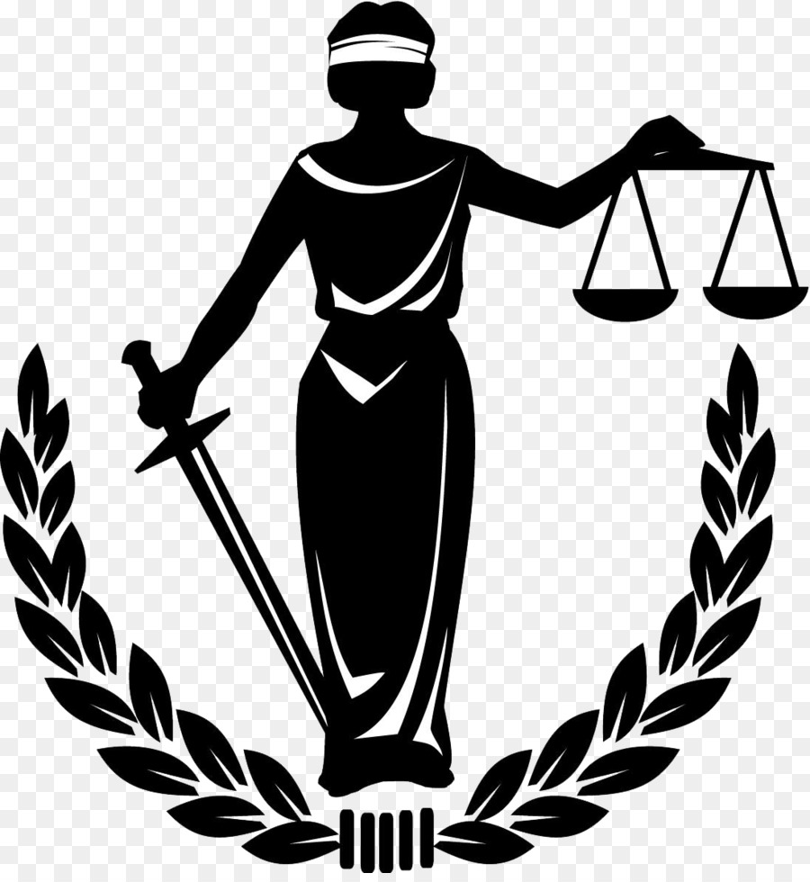 Lady measuring scales clip. Justice clipart
