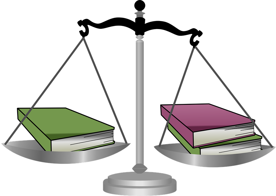 Weight clipart injustice. Balance scales free download