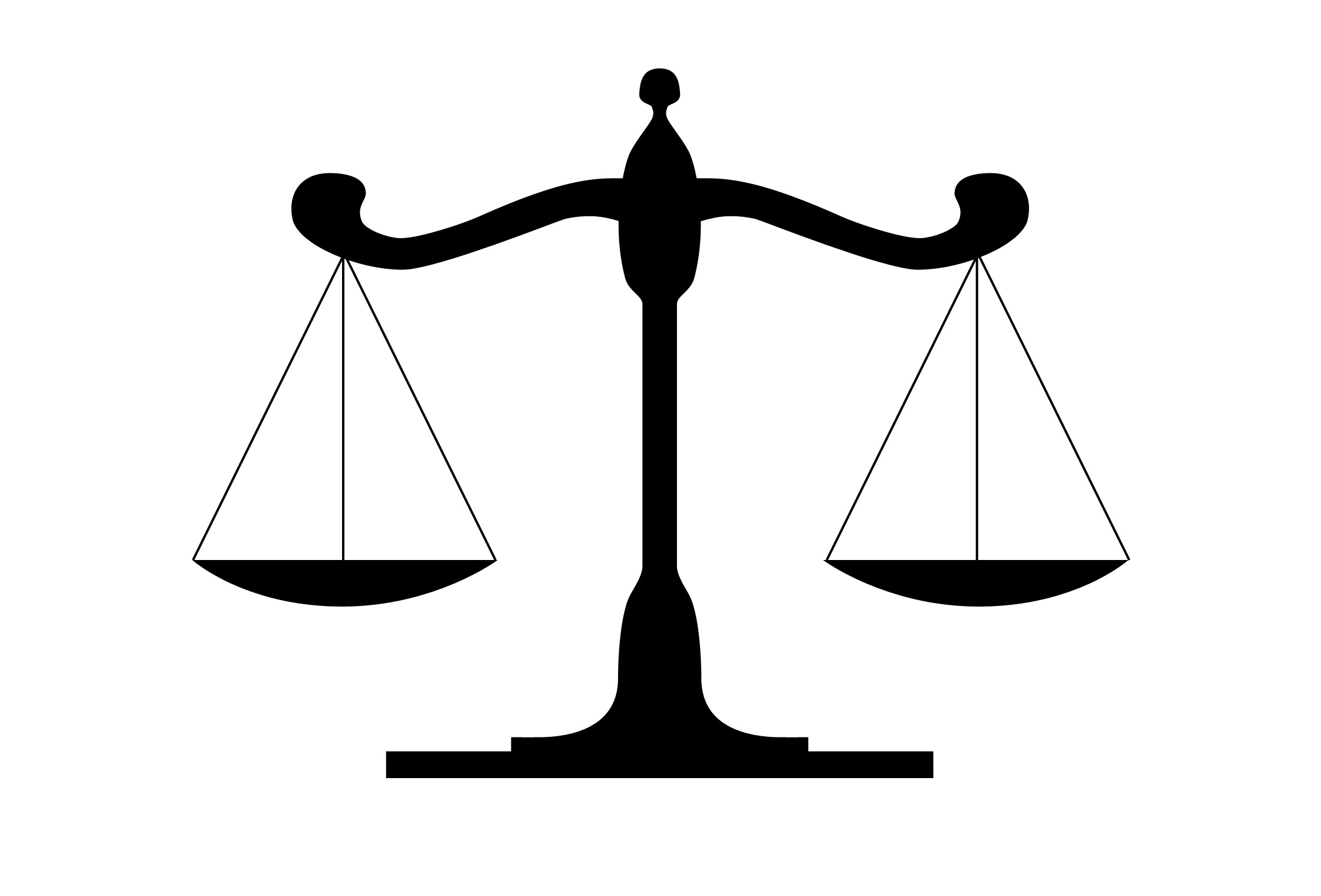 Justice clipart balance power. Free download clip art