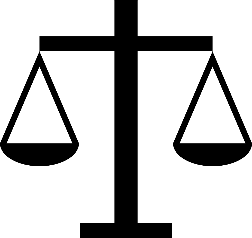 Justice clipart balance power. Scale of svg png