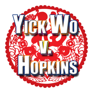 Yick wo v hopkins. Justice clipart equal protection