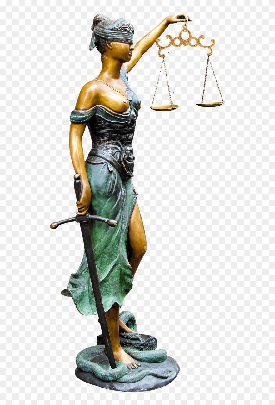 Justice clipart justice statue. Dama de la justicia