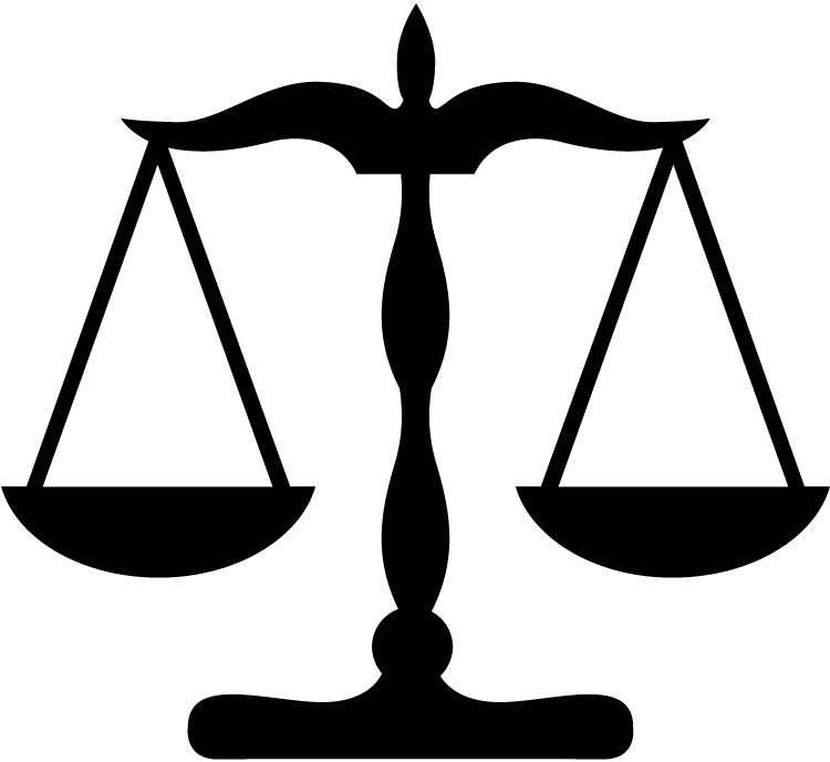 Symbol lawyer justice clip. Legal clipart law student