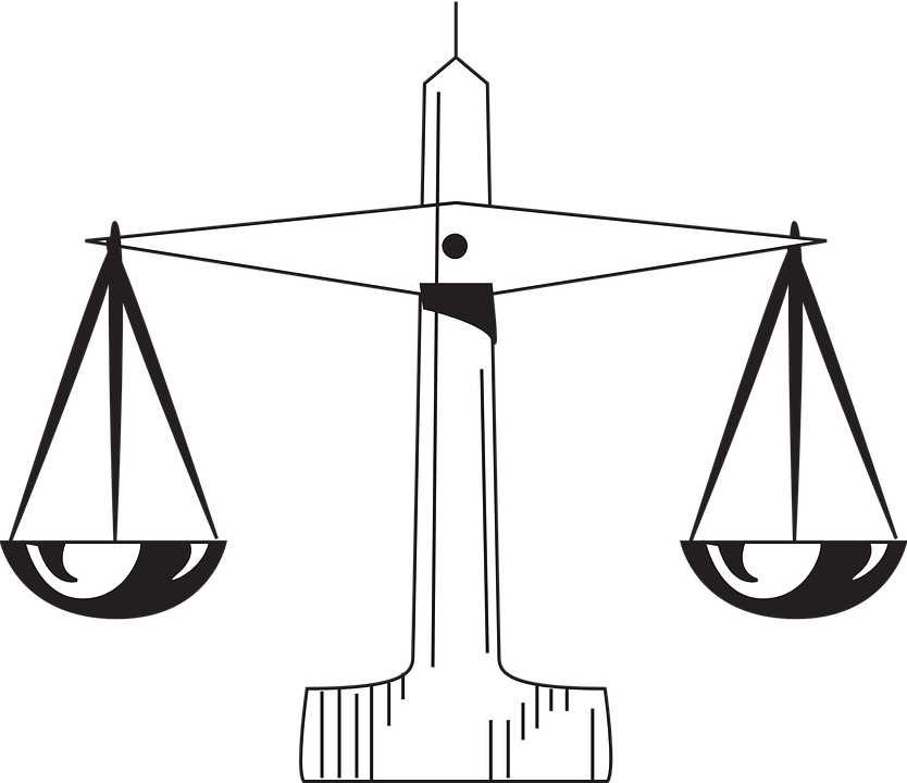 Exist for the purpose. Justice clipart law and order