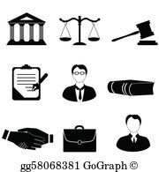 Clip art vector law. Justice clipart legislation