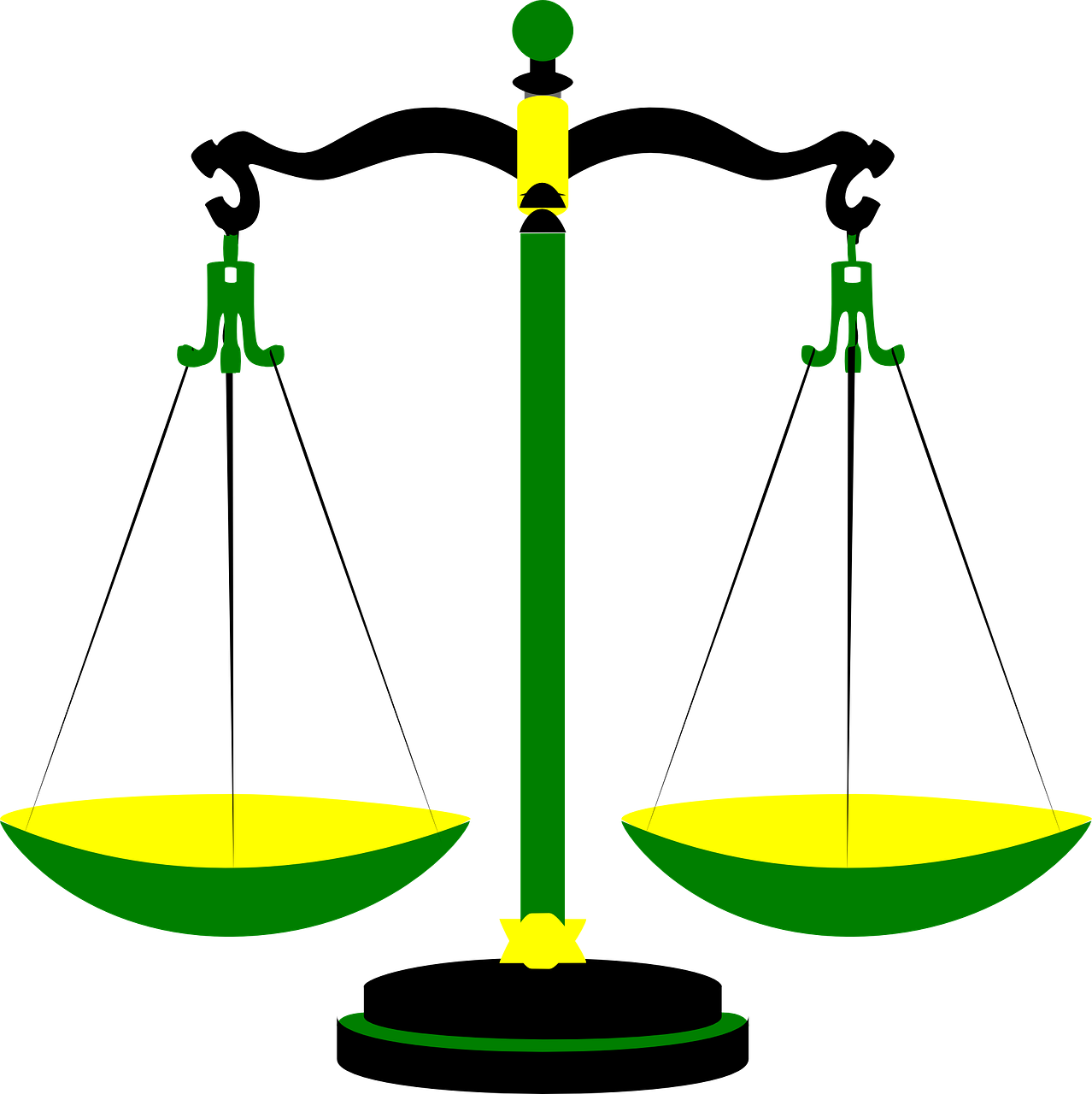 Laws clipart balance scale. Justice scales weighing law