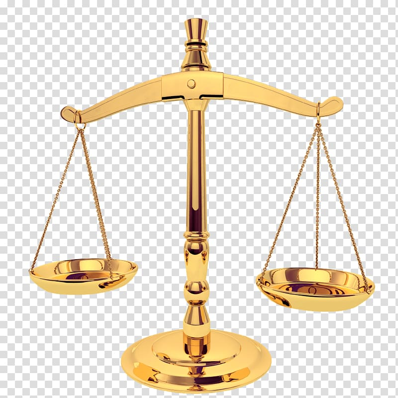 Justice clipart prosecutor. Vintage brass colored balance