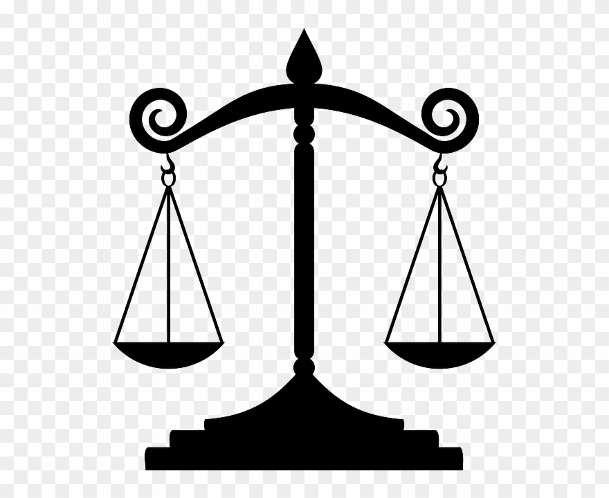 Law clipart rule law. Scales cliparts of drawing