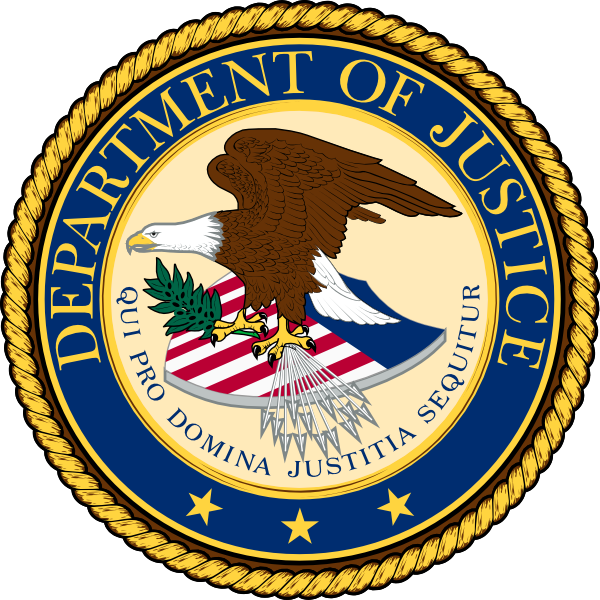 Justice clipart svg. Us department of seal