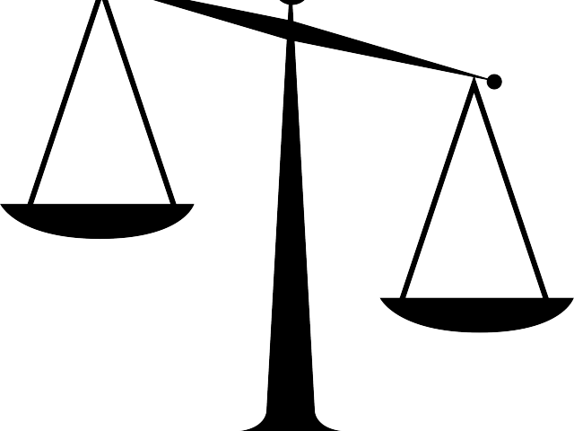 Scale clipart equity. Justice scales free download