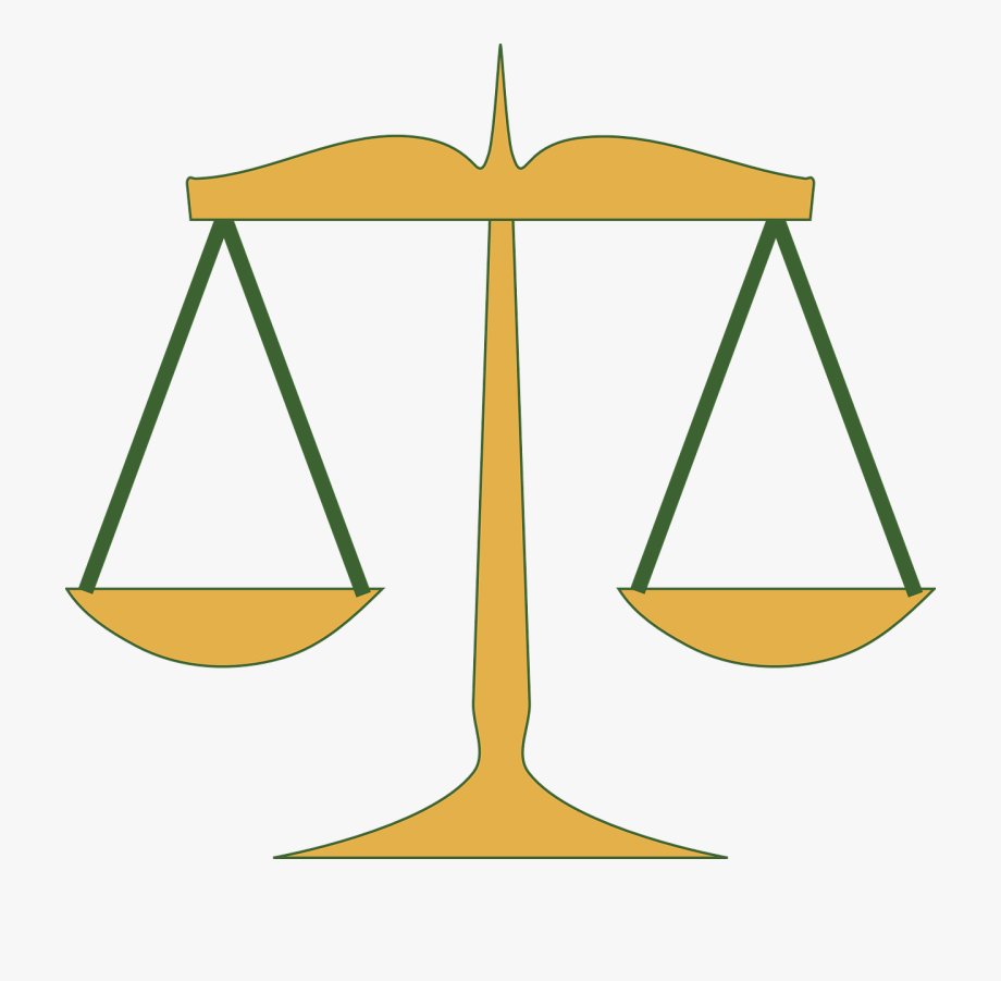 Balance scale scales of. Justice clipart truth