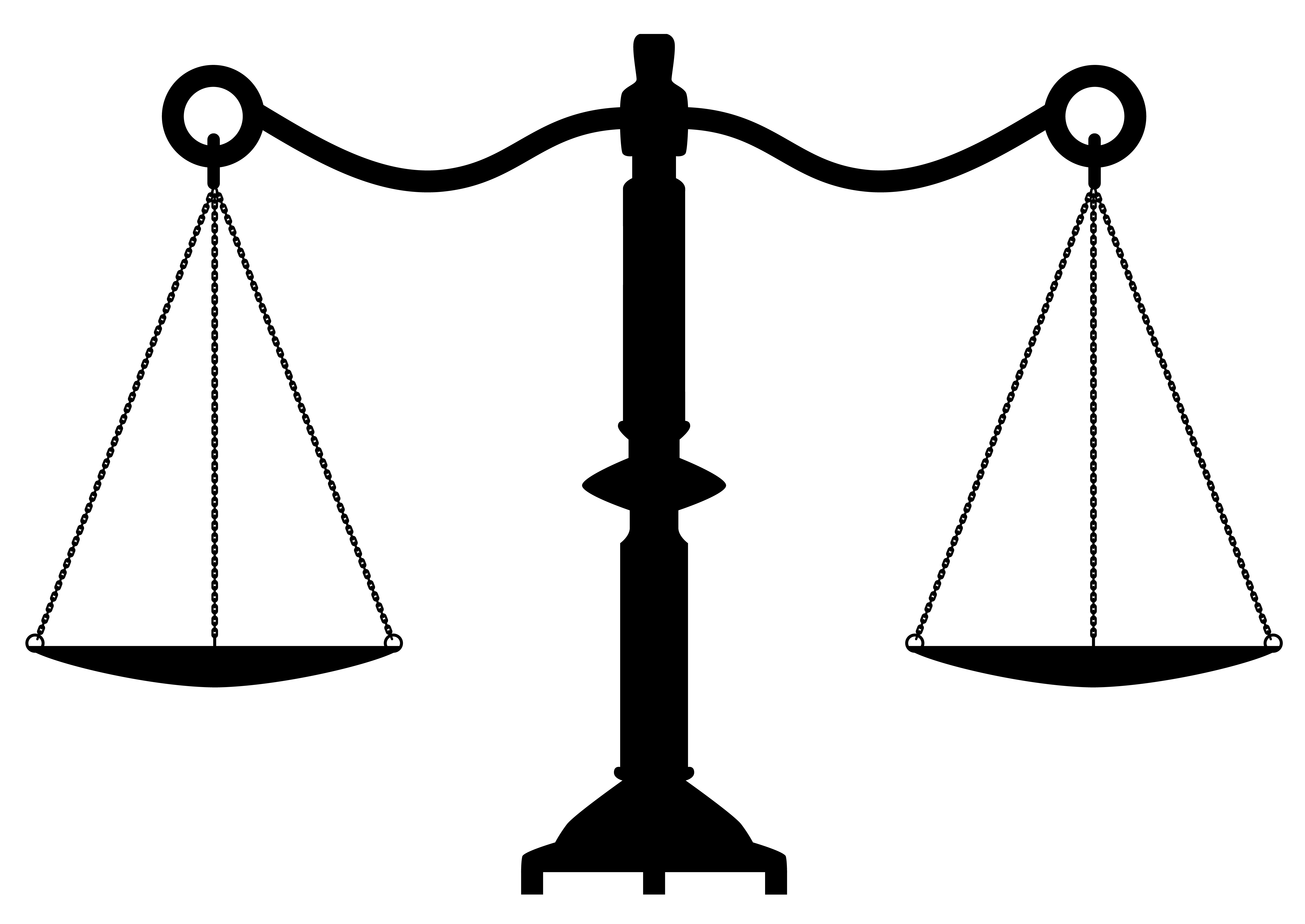 Free scales of download. Justice clipart weigher