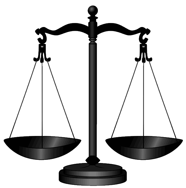 Free scales download clip. Justice clipart weigher