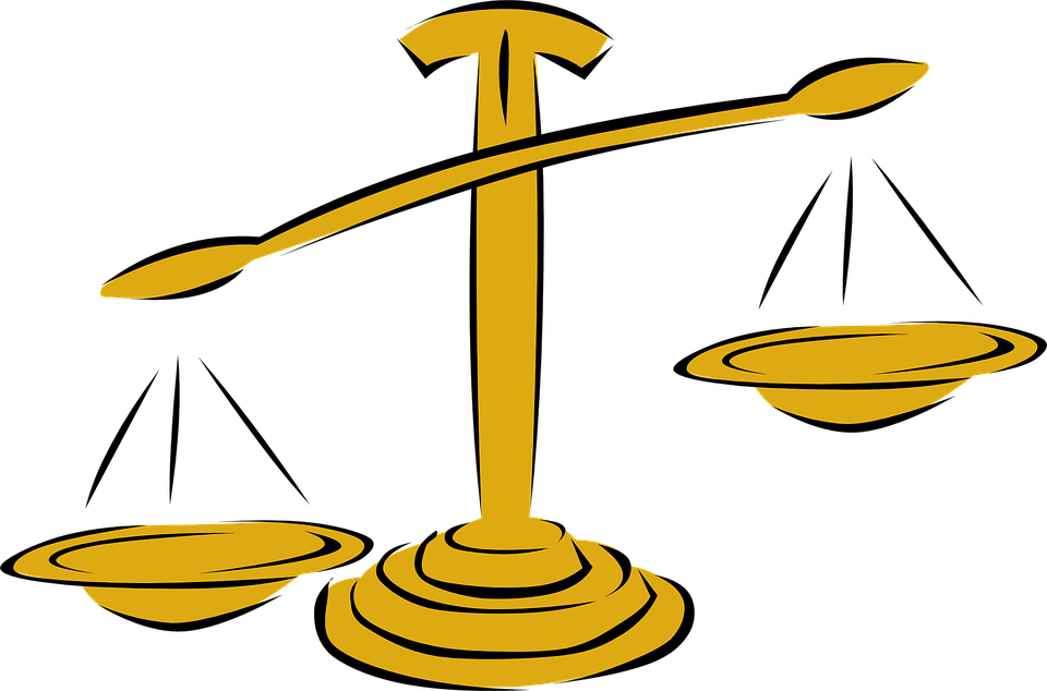 Balance image group scale. Justice clipart weight measure