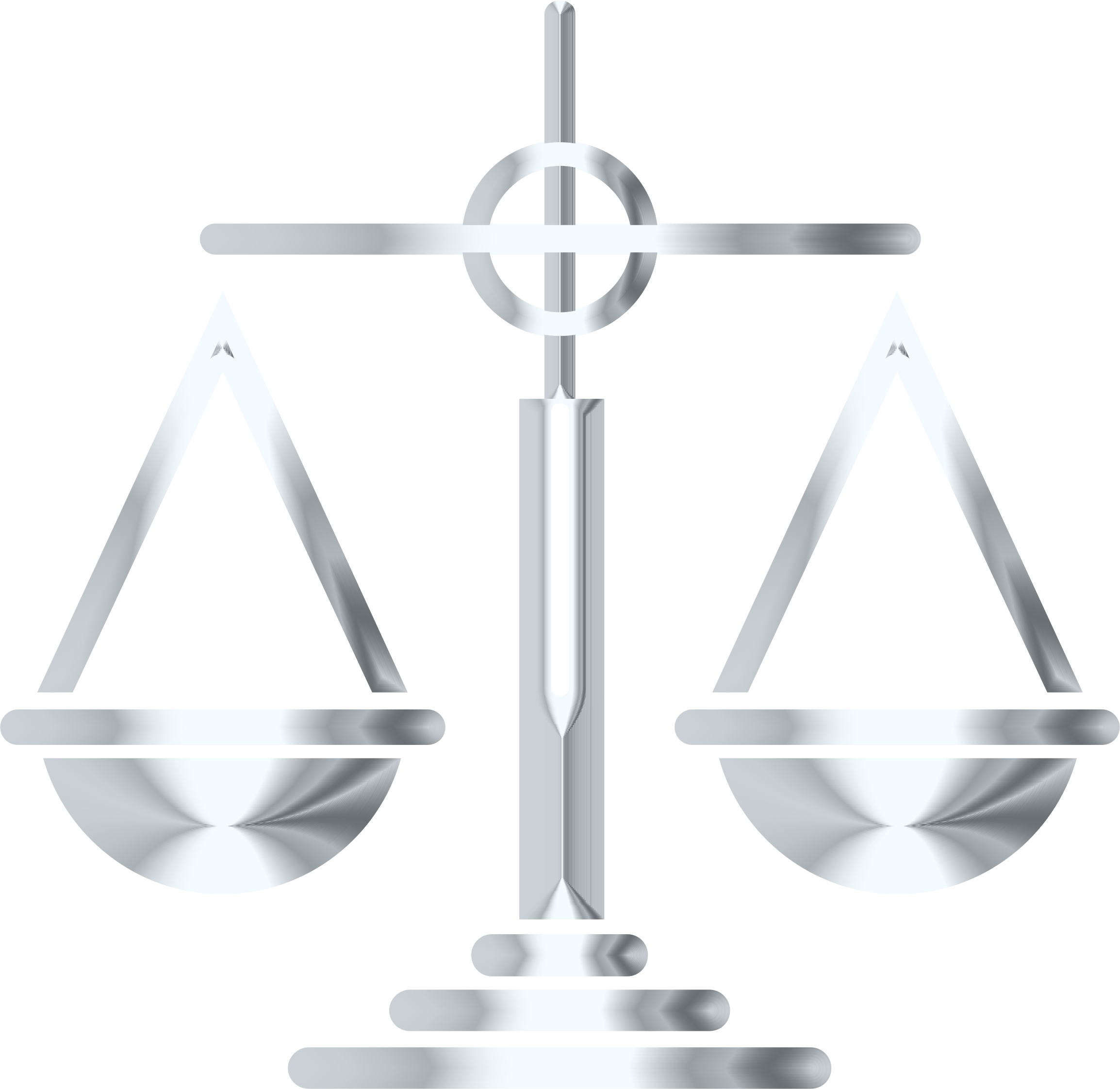 Justice clipart weight measure. Silver scales of icon
