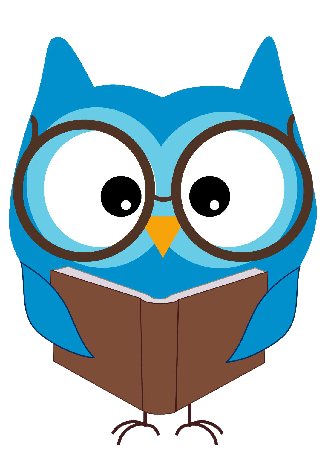 Simple animal at getdrawings. Owls clipart academic