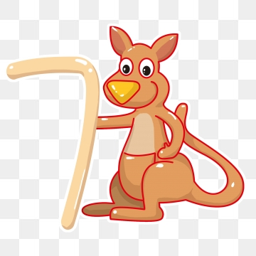 Images png format clip. Kangaroo clipart cool