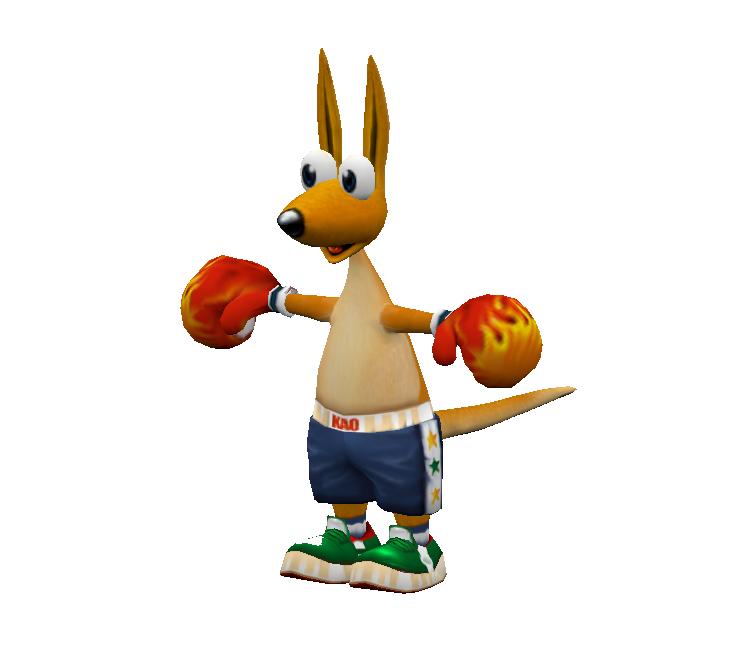 Pc computer kao the. Kangaroo clipart mascot
