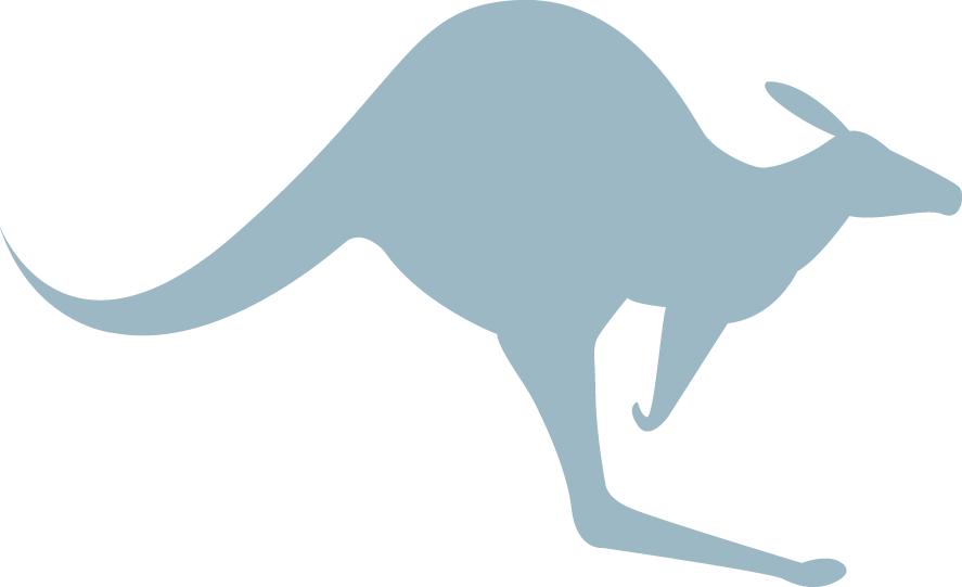 Kangaroo clipart person australia. Endeavour scholarships and fellowships