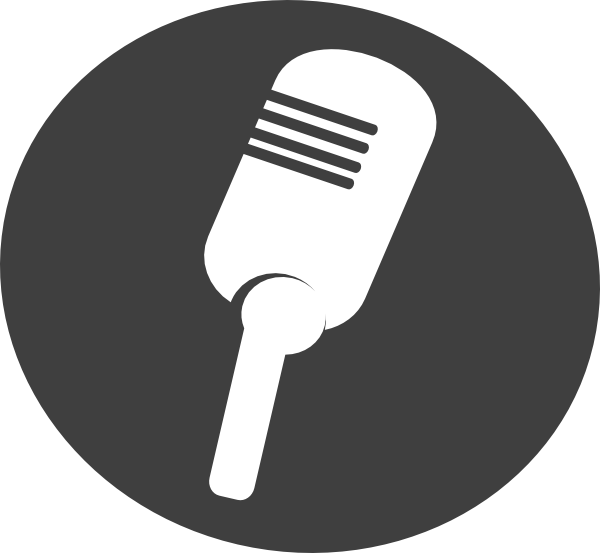 collection of karaoke. Microphone clipart group