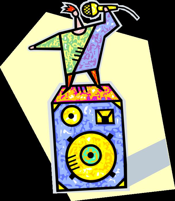 Karaoke clipart vector, Karaoke vector Transparent FREE ...