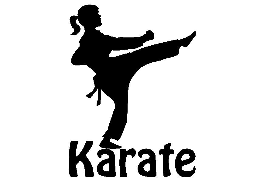 Free cartoon download clip. Karate clipart animated
