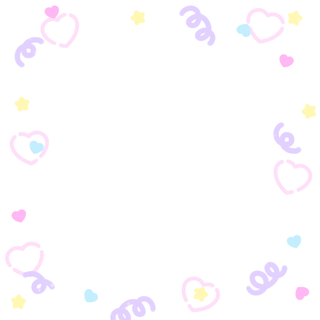 Cute galaxy fancysurprise lovely. Kawaii frame png
