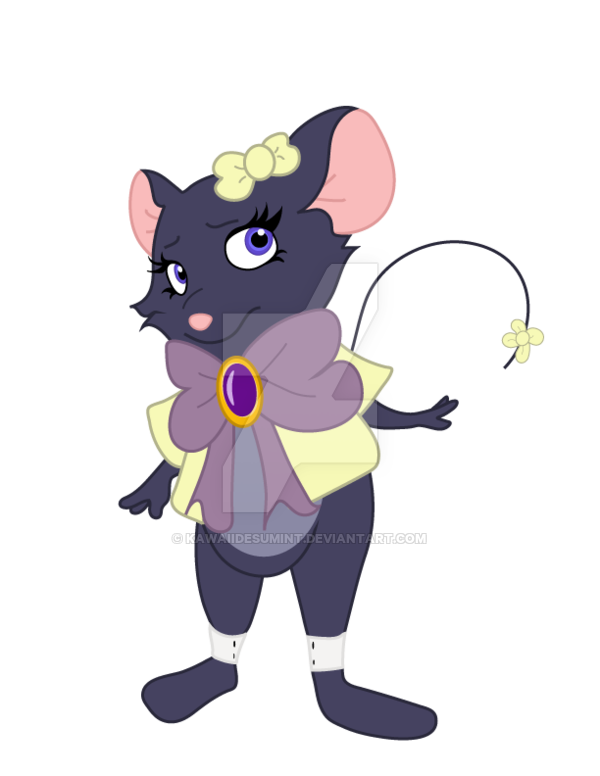 Dormina the maus by. Kawaii clipart mouse