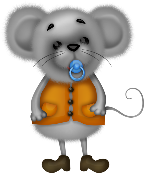 Souris tubes png cute. Kawaii clipart mouse