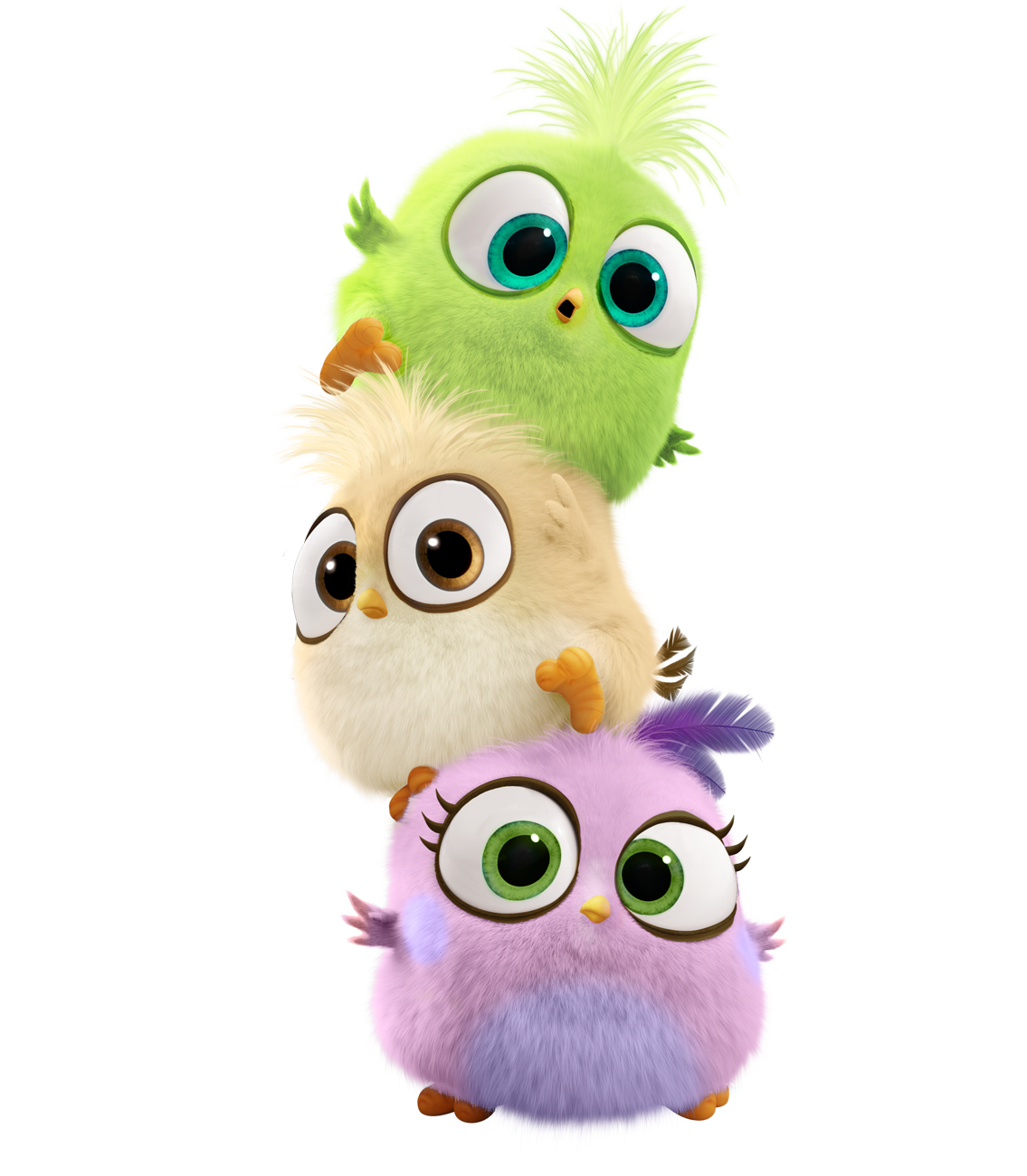 Worm clipart angry. Birds movie bird hatchlings