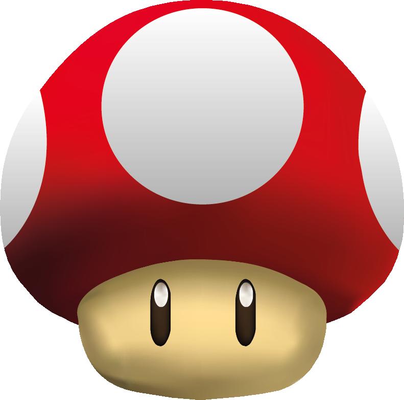 Mushroom clipart kawaii. Super by inukawaiilover on