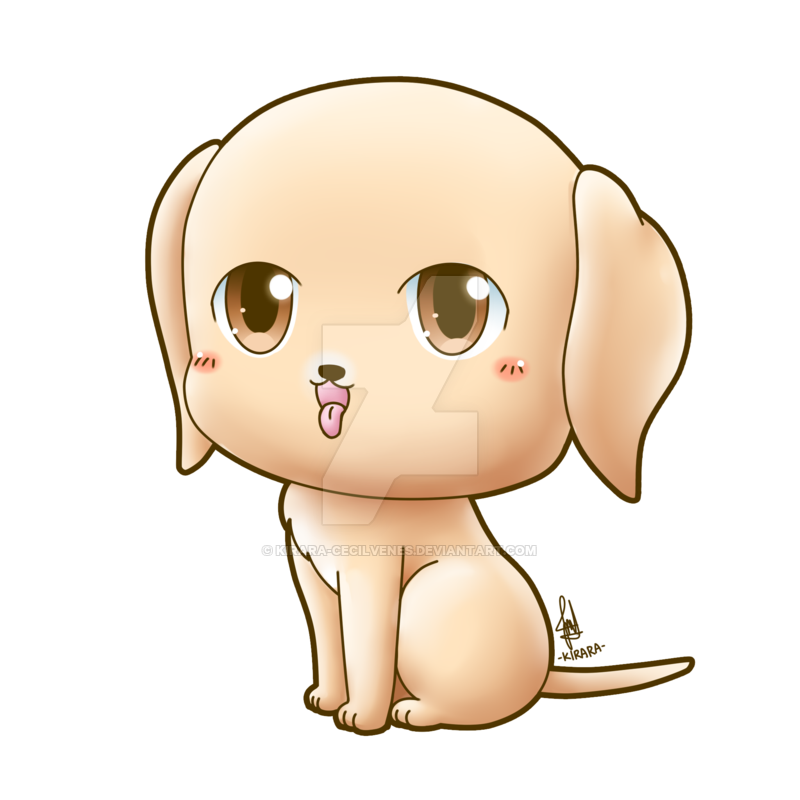Image result for tumblr. Kawaii clipart puppy