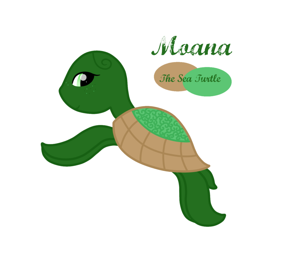 Moana clipart organism. Reference by cragzu on