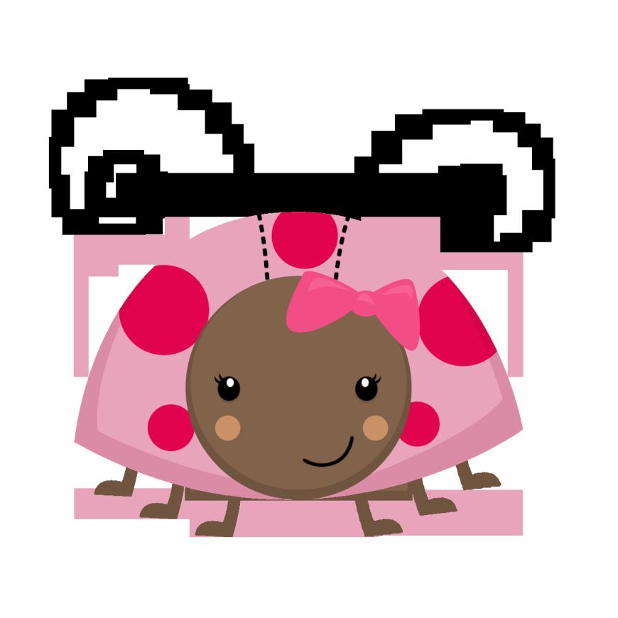 Blog madamastrology com design. Ladybug clipart kawaii