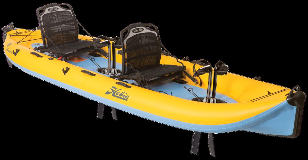 Mirage i t inflatable. Kayaking clipart tandem kayak