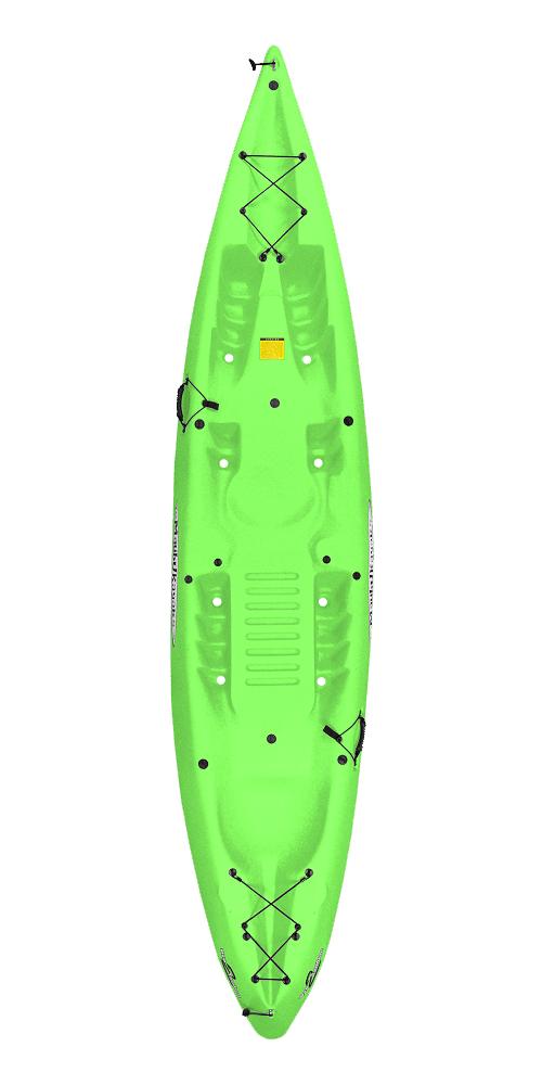 Pro malibu kayaks rear. Kayaking clipart tandem kayak