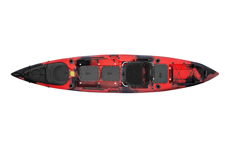 Kayaking clipart tandem kayak. X factor beginner fishing
