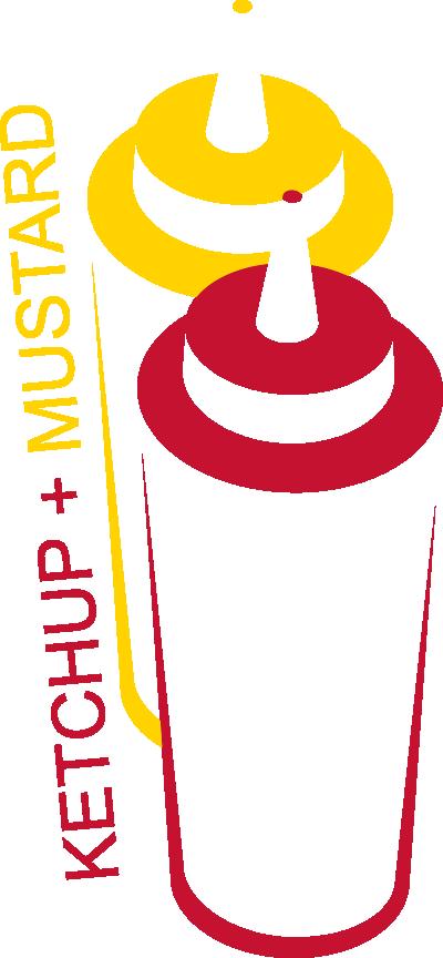 Ketchup ketchup mustard