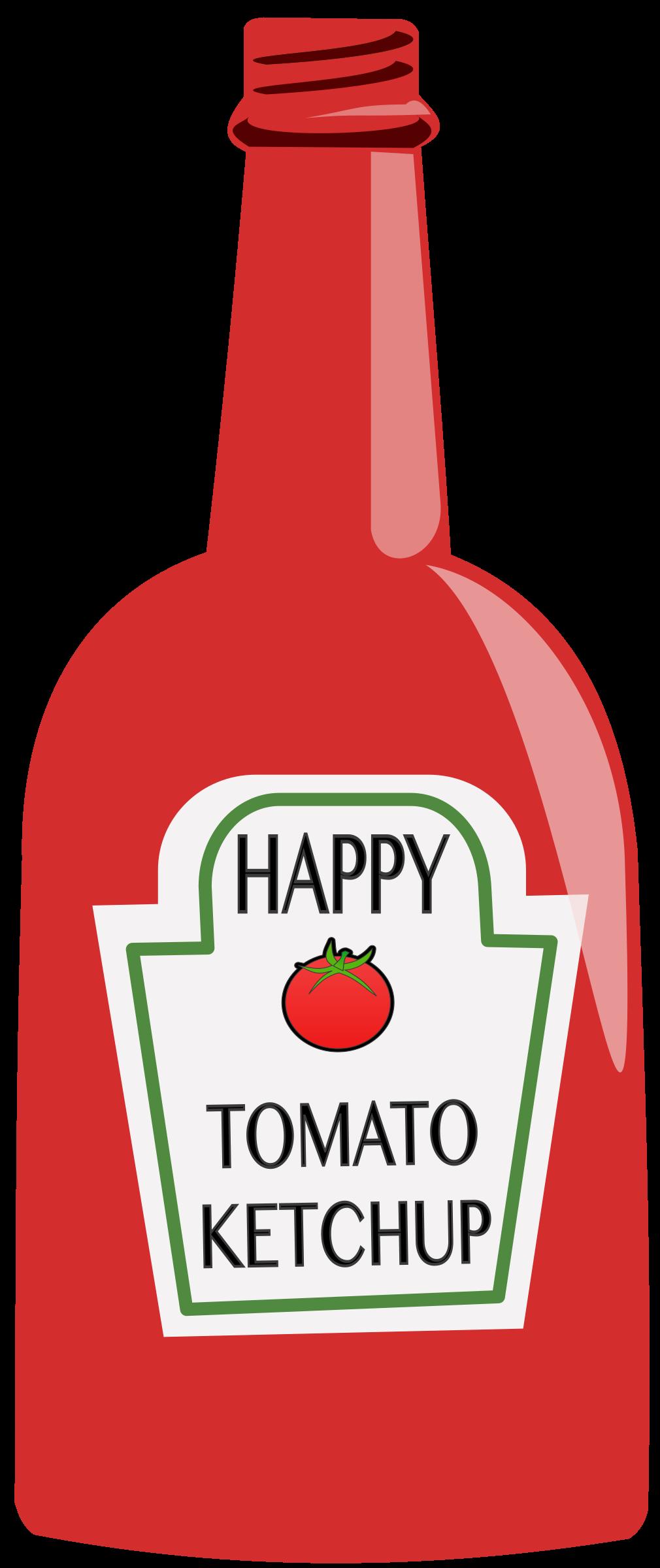 Ketchup clipart small. Tomato big image png