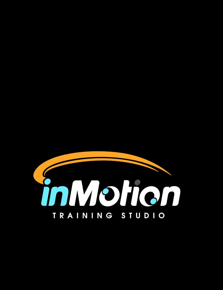 Inmotion training studio survey. Kettlebell clipart exercise equipment