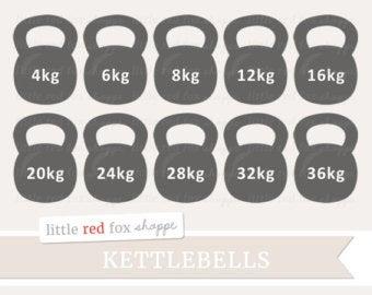 kettlebell clipart girl crossfit