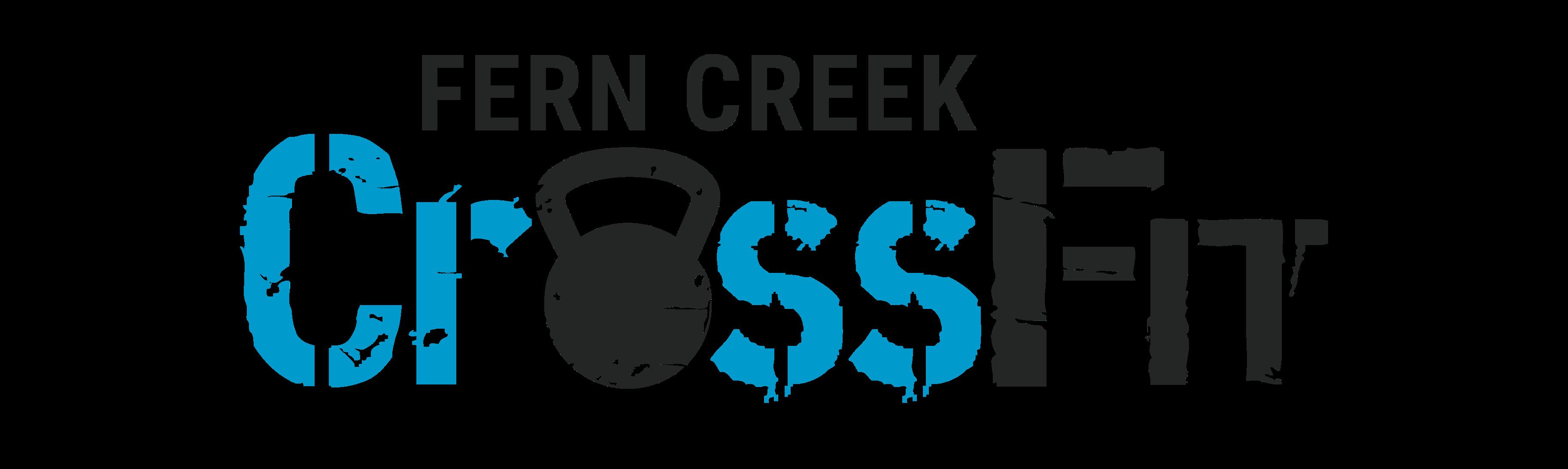 Fern creek crossfit branding. Kettlebell clipart svg