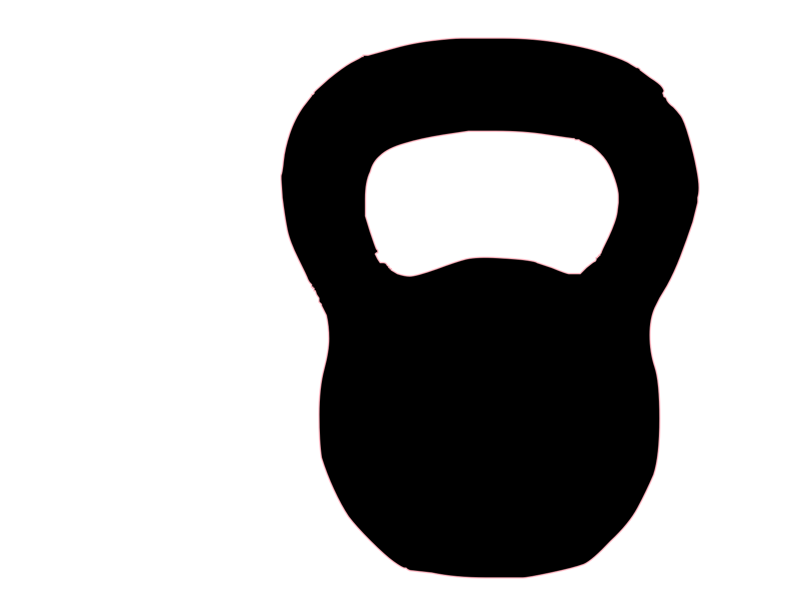 Clip art icon and. Kettlebell clipart svg