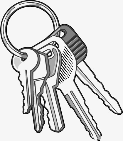 Of keys portal . Key clipart bunch