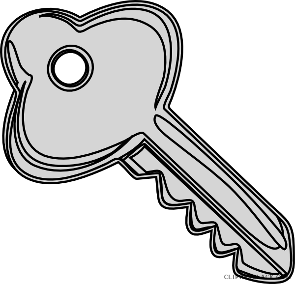 Image result for key clipart black and white