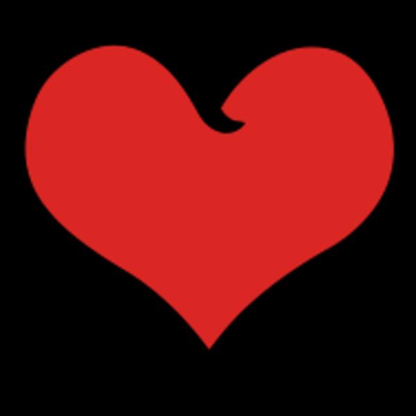 Heart image cute free. Melonheadz clipart apple