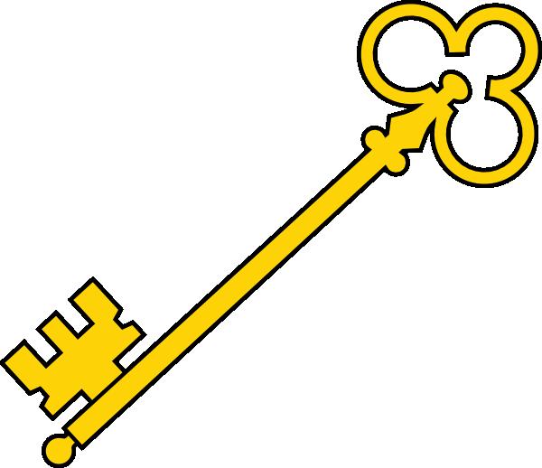 Keys clipart 21 birthday. Olde key clip art